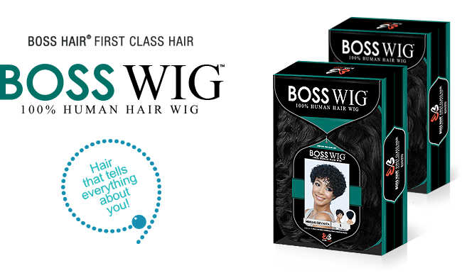 BOBBI BOSS® · LEADING HAIR COMPANY