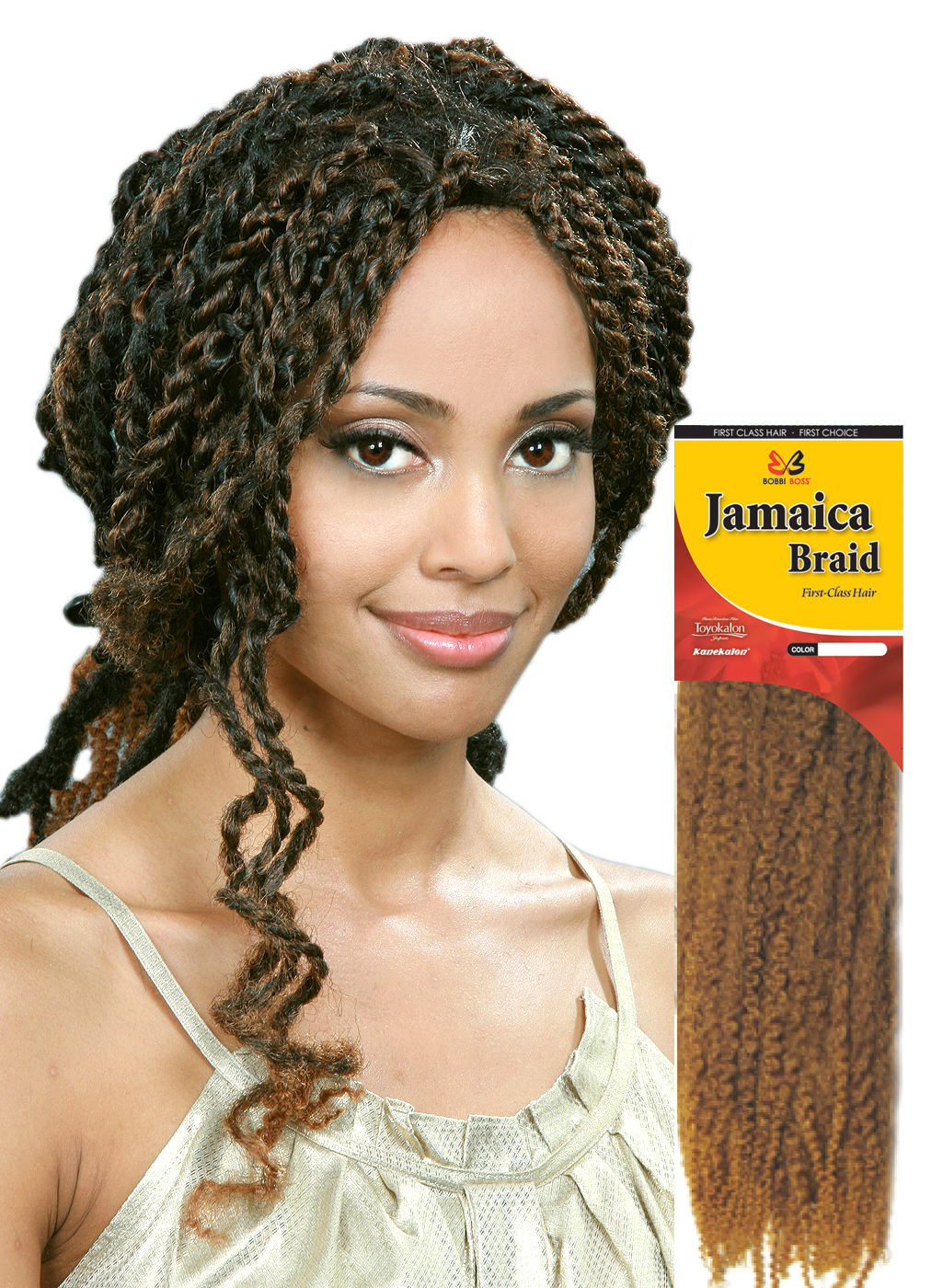 How To Do Jamaican Twist Braids | marley hair crochet ...